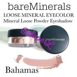 3/$15 bareMinerals Eyeshadow Eyecolor Bahamas